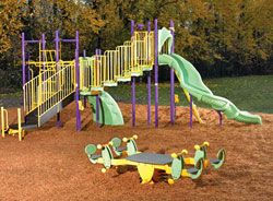Children Create the Playground of Their Dreams.