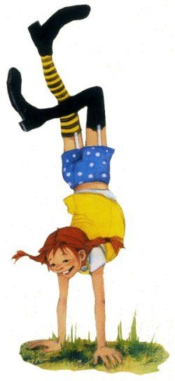 15- Astrid lindgren and her Peppi! I read it like 50 times in childhood. She is so funny and quirky and independent a and curious.