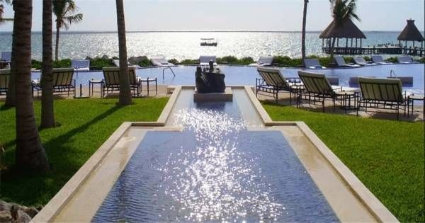 Zoetry Paraiso De La Bonita  Wedding Destination  Beach Resorts Cancun