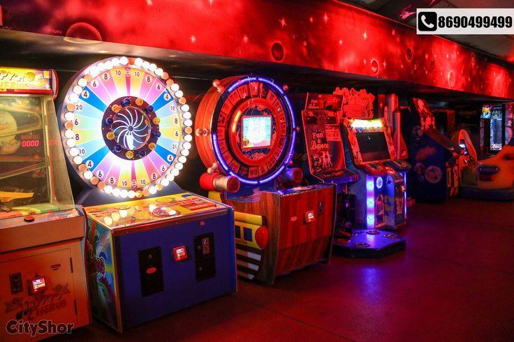 A vibrant, lively & extensive in house #Gamingzone. Add: 200 ft S.P. Ring Road, between Tapovan & Bhat Circle, Motera, Ahmedabad. Contact: 8690499499 | 9227888294/267 #Games #Fun #Masti #Sports #SHREEBALAJIAGORAMALL #CityShorAhmedabad