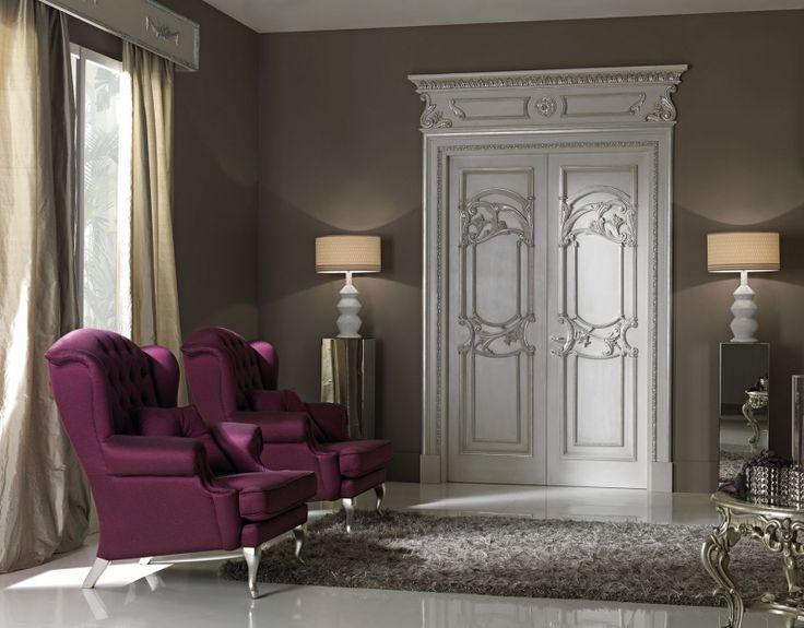 Classic Door Design 300 new design porte italian luxury interior doors Quirinale Emozioni Classic Door New Design Porte