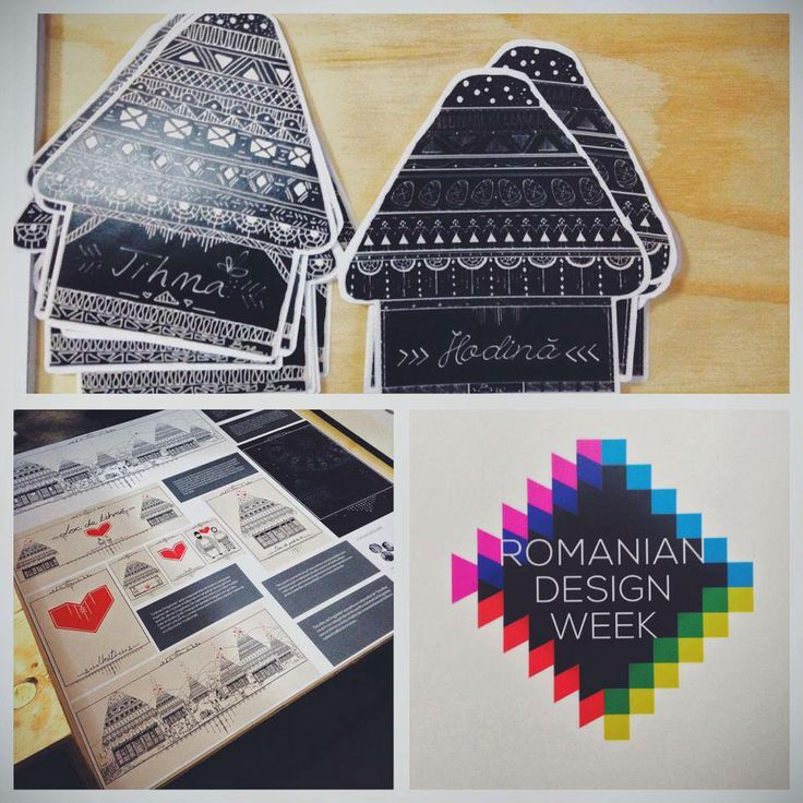 Stand for Romanian Design Week