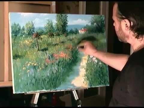 Курсы рисования для взрослых в Москве, обучение живописи для начинающих в Москве - YouTube