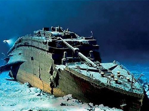 «Титаник» обречен был по…