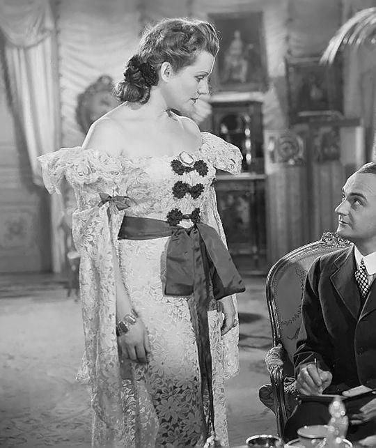 """"""" Olga Tschechowa 〡 Bel Ami, 1939 """""""