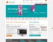 Gallant Capital Markets (GCMFX) Reviews
