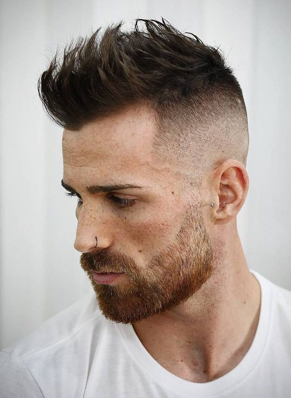 45 Stylish Hairstyles For Men With Thin Hair And Big Forehead Hairstyles For Receding Hairline Receding Hair Styles Haircuts For Receding Hairline