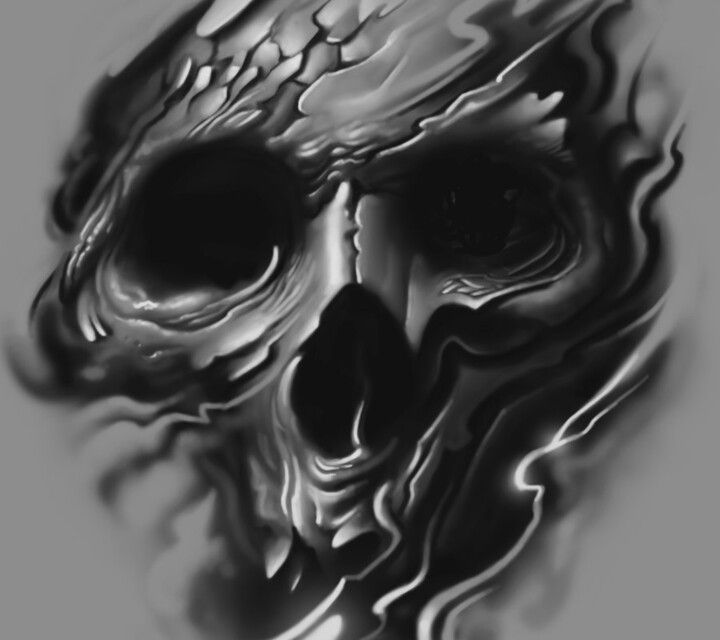 389 best Skulls images on Pinterest | Skull art, Skulls ...