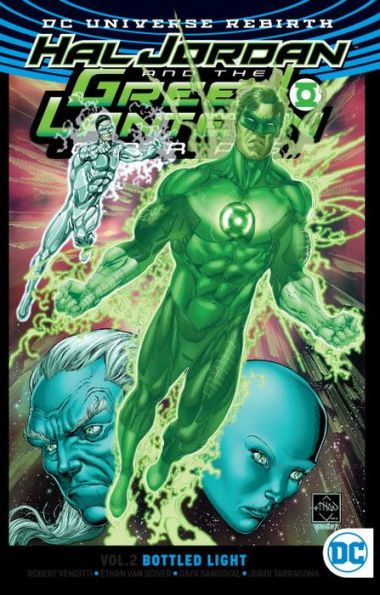 Hal Jordan and The Green Lantern Corps Vol. 2 (Rebirth)
