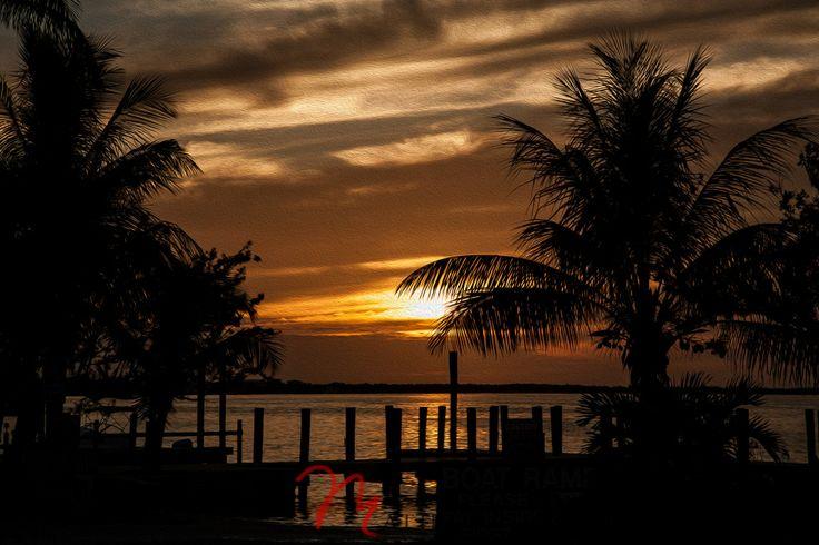 Key Largo Sunset #FineArt