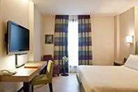 PORTFOLIO STUDIO SIMONETTI: room@THotel Brescia (now Blu Hotel Brixia), architectural project of interiors #hotelroom #hotelproject