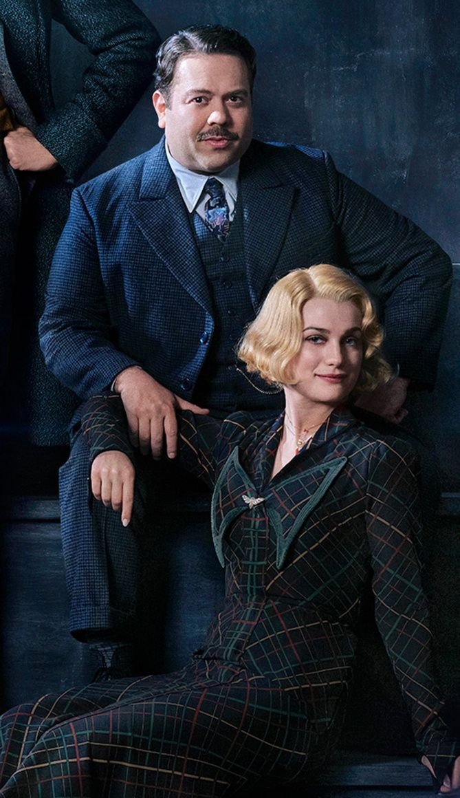 Image result for crimes of grindelwald queenie and jacob