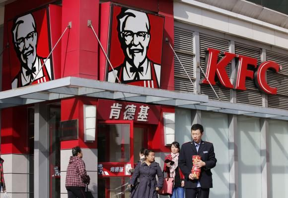 Yum Brands plans KFC makeover in China market