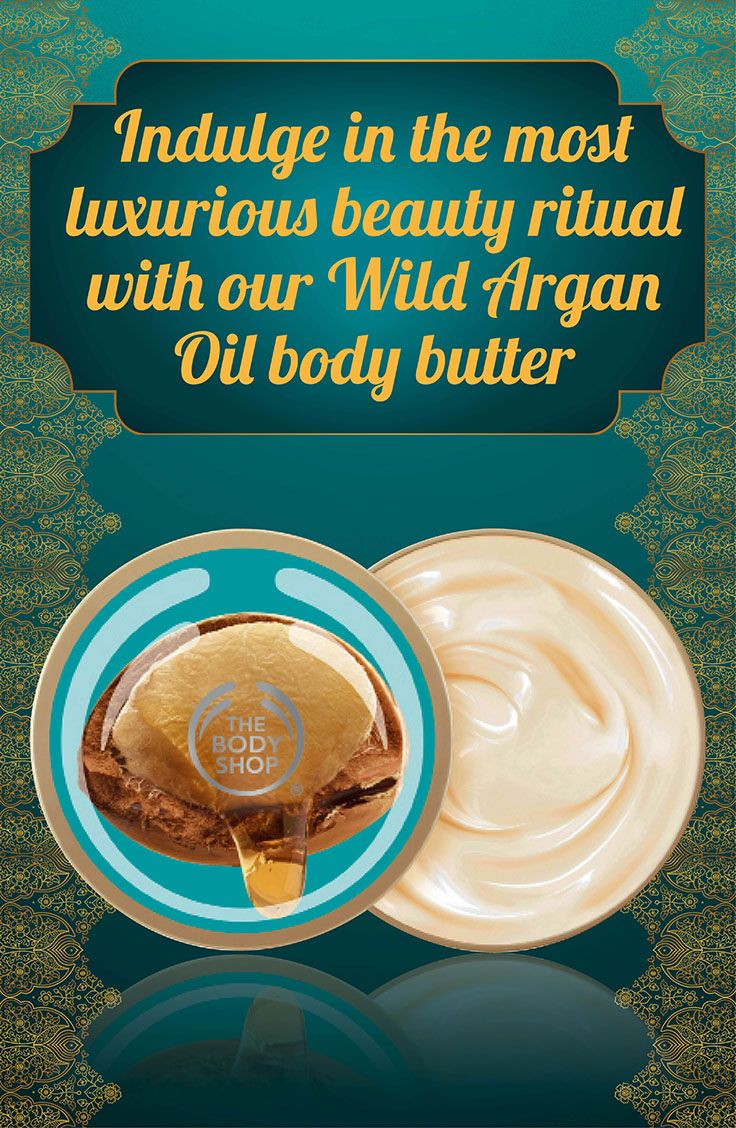 Indulge in the most luxurious beauty ritual with this rich body moisturizer, enriched with Community Fair Trade wild argan oil from Morocco for dry skin. 200 ml/R140.00 RR