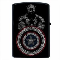 Captain America: The Winter Soldier Lighter