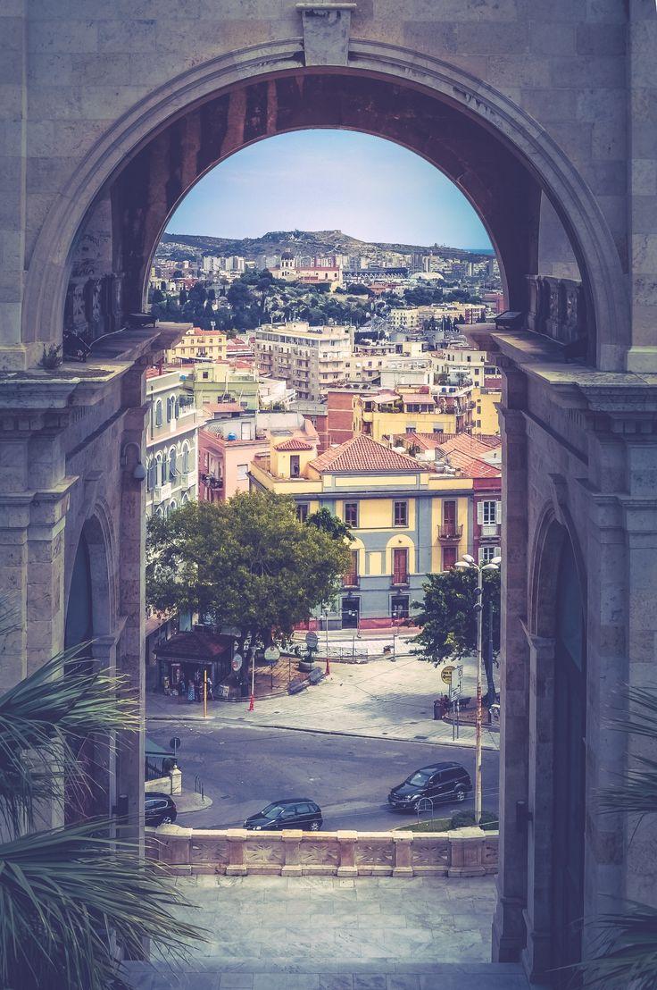 Cagliari - Sardinia, Italy