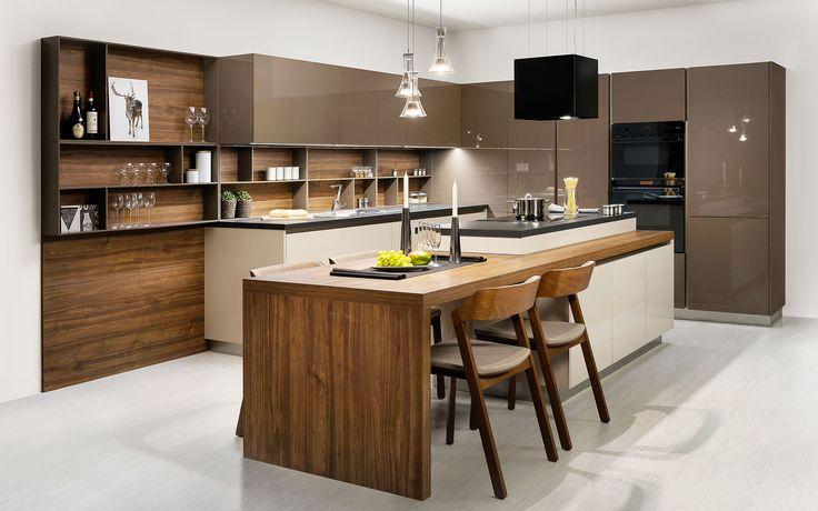 Moderní kuchyně – HANÁK Olomouc