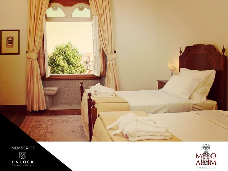 Enjoy your stay inside a piece of Portuguese history #CasaMeloAlvim!  #manor #experience #hotel
