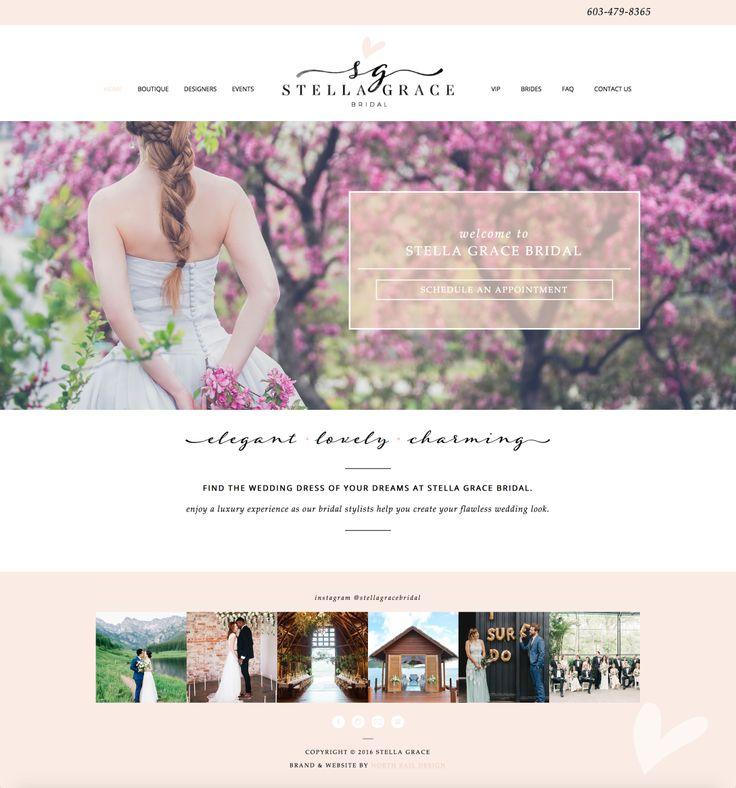 Stella Grace Bridal | North Sail Design