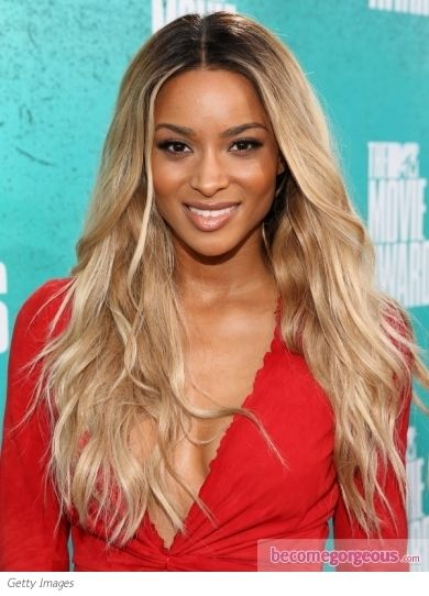 Cool 17 Best Ideas About Ciara Hair Color On Pinterest Ciara Blonde Hairstyles For Women Draintrainus