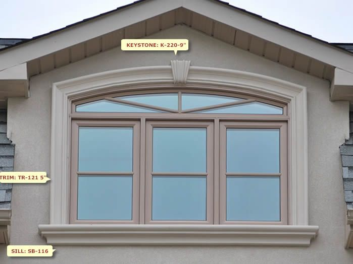 71 best Stucco trim arches stone images on Pinterest