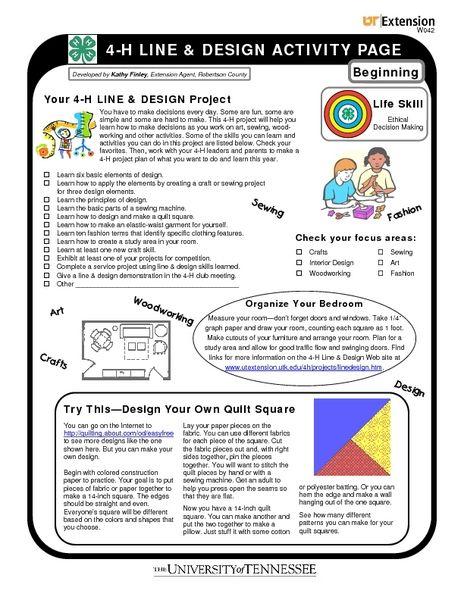 Interior Design Worksheets Middle School Interior Best