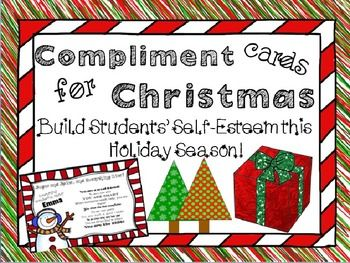 how to use compliments of the season in a sentence