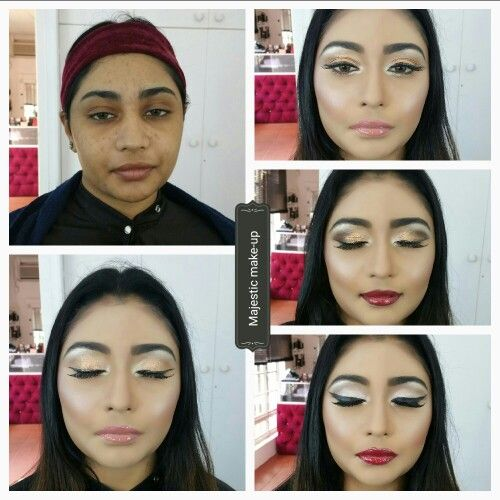 Bridal makeup training... Natural and glam bridal looks. Email me on info@mmta.co.za or view website www.mmta.co.za