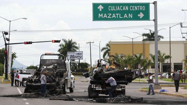 México acusan a los hijos de El Chapo Guzmán de estar detrás de un feroz ataque que dejó cinco soldados muertos - Infobae.com