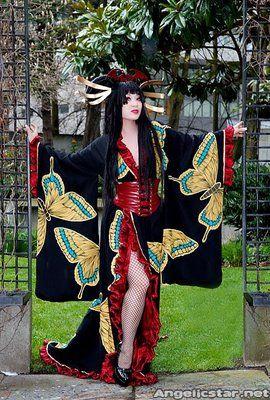 Xxxholic cosplay