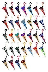 a nfl mini banderin clipsmini pennant clips de futbol americano todos los equipos