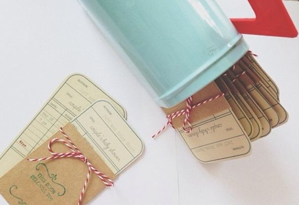 Cute invites! Has link to free printables.