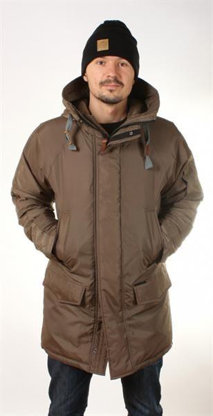 Мегаполис куртка мужская зимняя