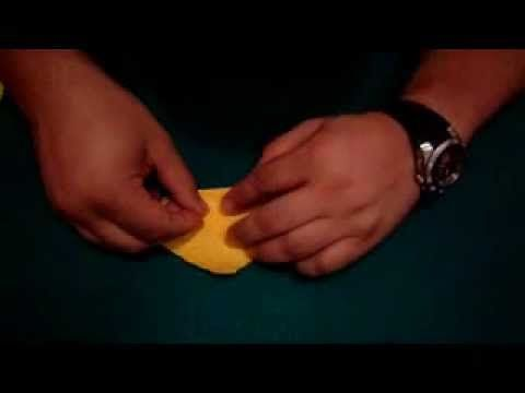 PAPIROFLEXIA FIGURA-4 BOLA MAGICA PARTE1.wmv - YouTube
