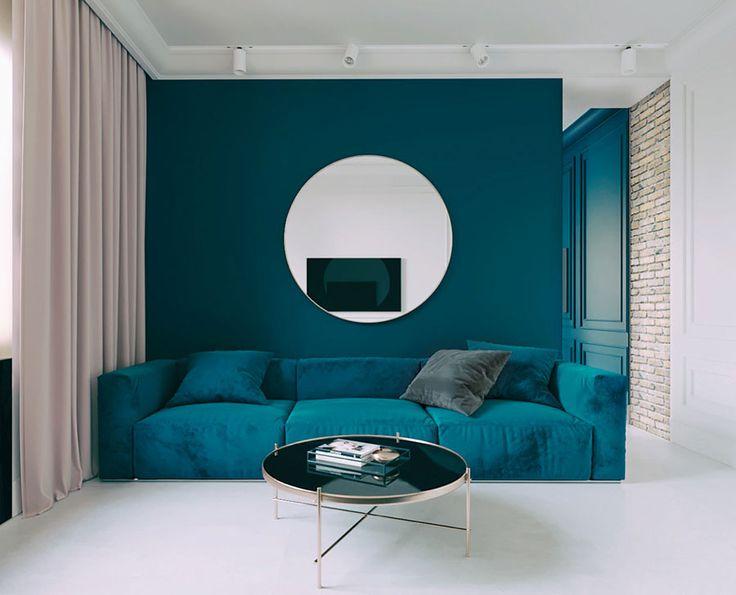 Pareti Colorate: Tante Idee per Abbinamenti e Progetti ...