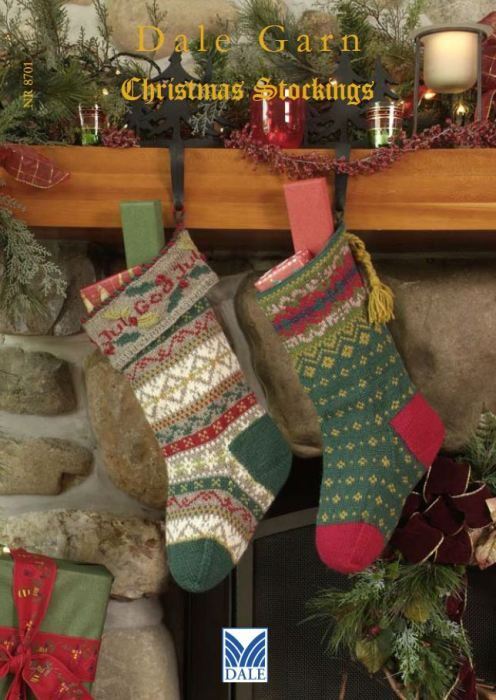 8701 – Christmas Stockings from Dale Garn