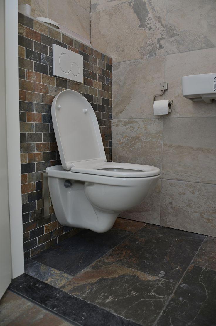 Unicom starker slate natuursteen look tegels unicom starker pinterest tegels en badkamer - Badkamer imitatie vloertegels ...