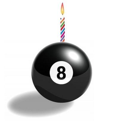 Hoje é dia de bolo !!! A Caíco de Queiroz completa 8 anos!! :D