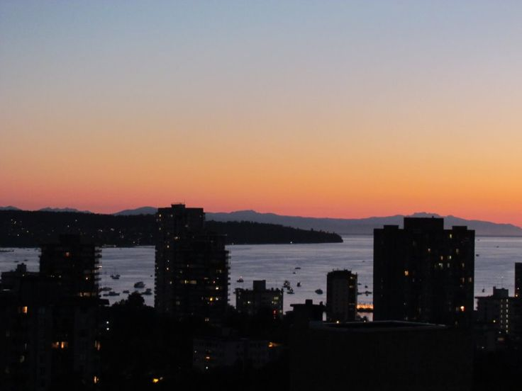 Another English Bay Sunset