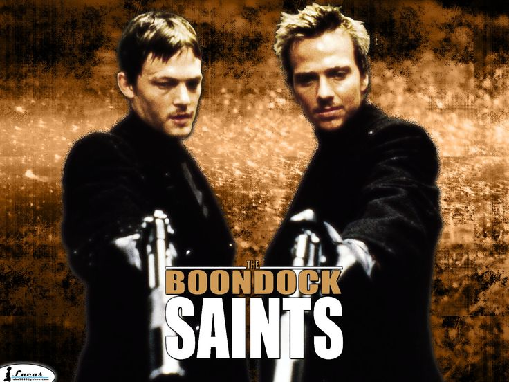 10 Best Irish Mob Movies  So what do you think of this list?    http://www.screenjunkies.com/movies/genres-movies/gangster/10-best-irish-mob-movies/: Saint 1999, Action Movie, Norman Reedus, Personalized Identity, Good Movie, The Boondock Saint, Favorite Movie, Hot Guys, Boondocksaint