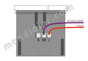 Comment poser un interrupteur variateur pour faire varier la luminosité