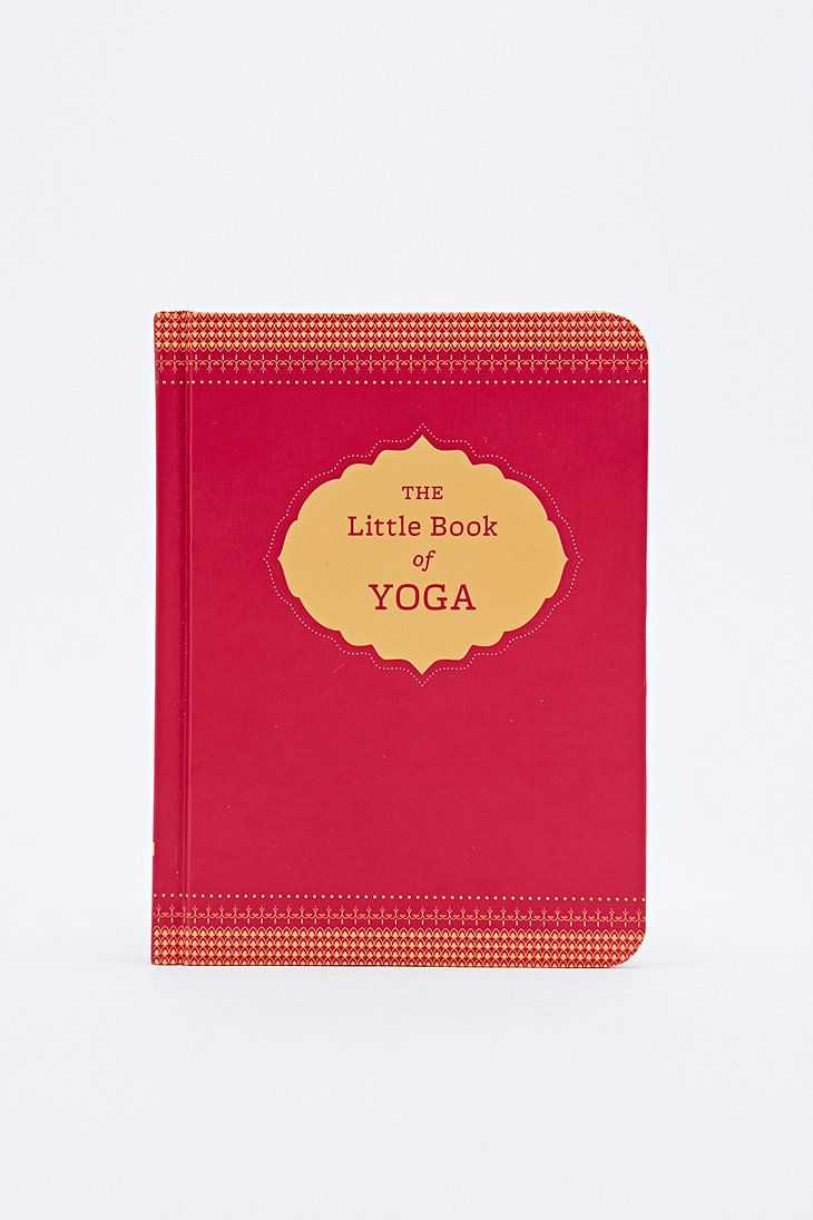 The Little Book of Yoga - Urban Outfitters