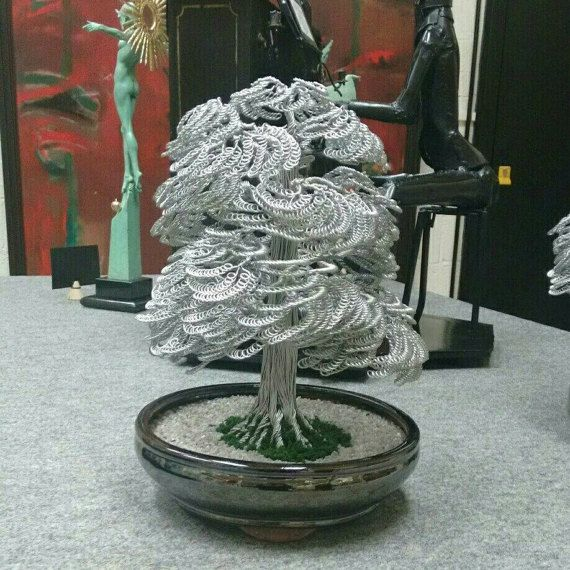 Custom made Aluminium Bonsai boom.