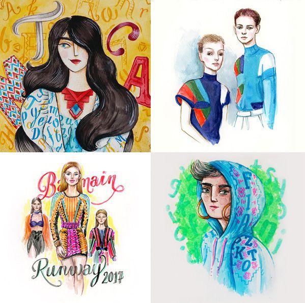 Magische Kofferillustration & Grafikdesign von Magda Koscianska | Zauberkoffer …