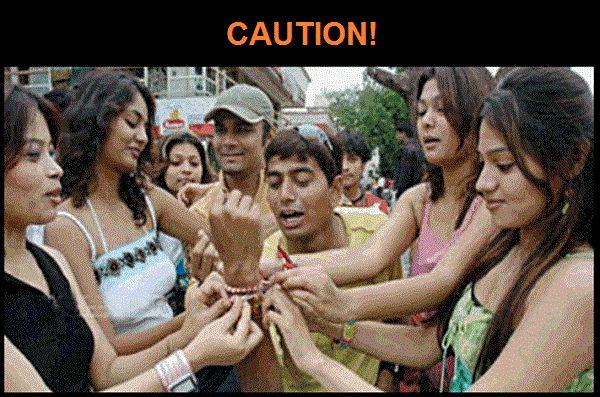 Caution, Raksha Bandhan is back!