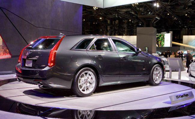 Beautiful 2015 Cadillac Cts V Wagon