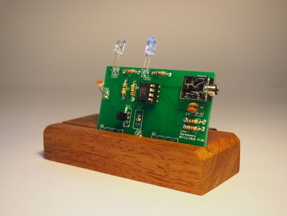 Experimental light synth The Flashtron mkIV by rarebeasts on Etsy