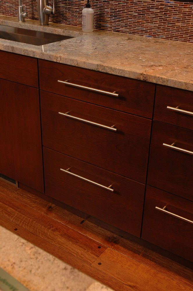 Contemporary Dishwasher Front