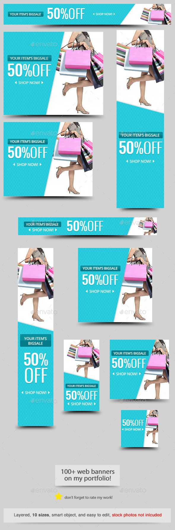 Cool Big Sale Web Banner Template #design #web #ads Download: http://graphicriver.net/item/cool-big-sale-web-banner-template/12670331?ref=ksioks