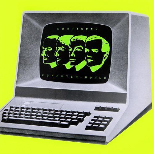 """Kraftwerk """"Computer World"""" 1981"""